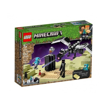LEGO 21151 Minecraft - Walka w Kresie Nowy