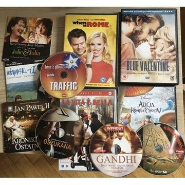 Filmy na dvd, całość za 1zł