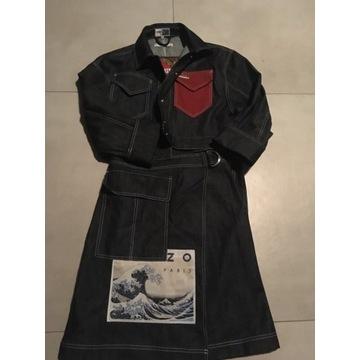 Komplet kurtka i spódnica KENZO