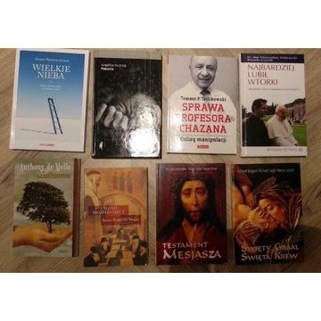 Zestaw 14 książek Książki