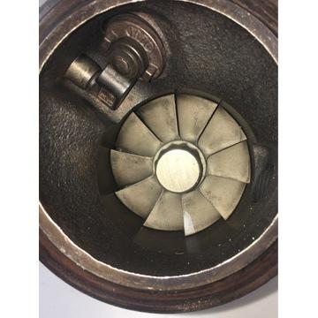 Turbo  sprężarka Turbina Bmw m550d igła