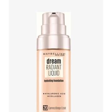 Maybelline Dream Satin Liquid 20 Cameo Podkład