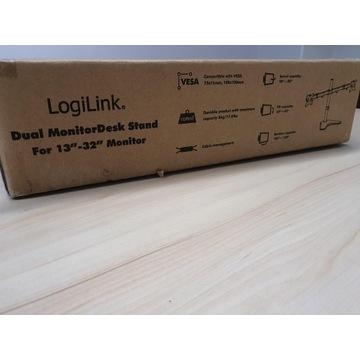 Logilink Uchwyt na 2 Monitory 13-32 (BP0045)