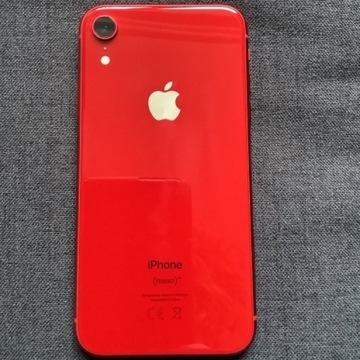 iPhone XR czerwony 128 GB
