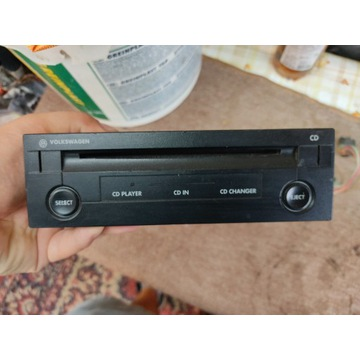 VW Radio CD Player oryginalny do Beta Gamma
