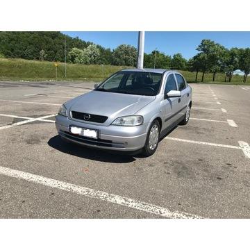 Opel Astra II G 1,4 16 V 2004 Rok