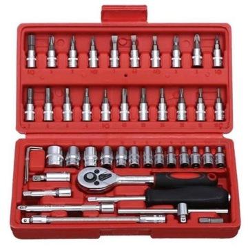 Multitool profesjonalny zestaw kluczy