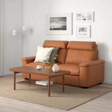 LIDHULT Sofa 2-osobowa rozkładana, Grann/Bomstad