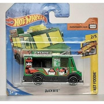 Hot Wheels - Quick Bite Food Truck 1:64 TH Hunt