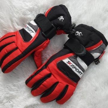Rękawice narciarskie damskie M