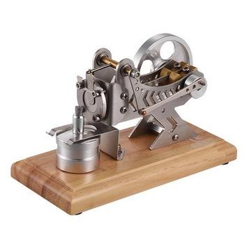 Model silnik próżniowy vaccum engine jak stirlinga