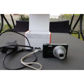 SONY DSC-W810 plus karta 16Gb