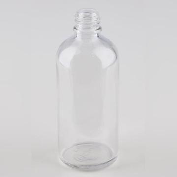 Butelka szklana przezroczysta 50 ml