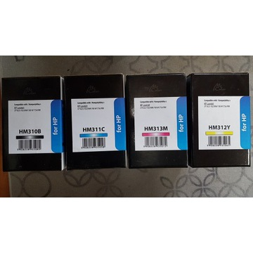 Toner zestaw do HP CP1025 / 1025NW / 100 M175A /NW