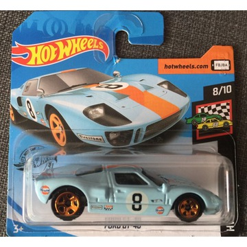 Hot Wheels FORD GT40