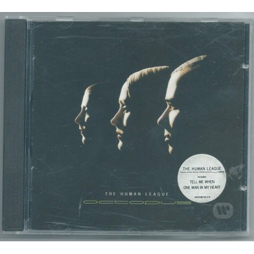 HUMAN LEAGUE - Octopus - CD Europe UNIKAT