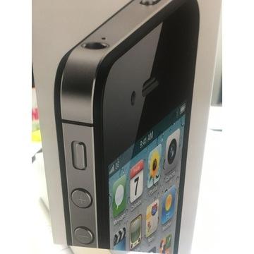 iPhone 4S, 16GB, 512 RAM, ekran 3,5', czarny