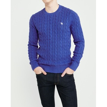Sweter Abercrombie & Fitch roz. M