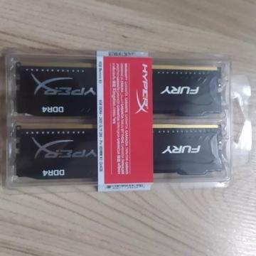 Pamięć Ram HyperX 2x4gb 2400mhz