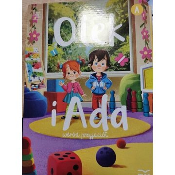 Olek i Ada 3-latek
