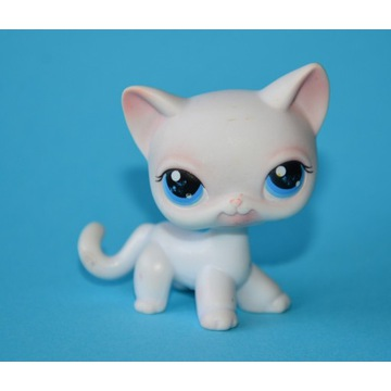Kotek Shorthair #64 Littlest Pet Shop LPS ORYGINAŁ