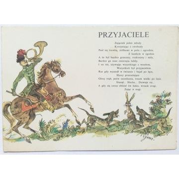 """Szancer - karnet Krasicki """"Przyjaciele"""""""
