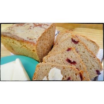 Chleb czysto żytni długo dojrzewający  na zakwasie