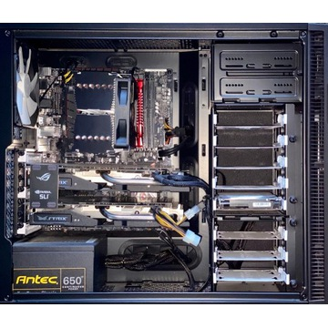 Komputer PC dla Gracza