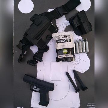 Pistolet Wiatrówka Walther P99