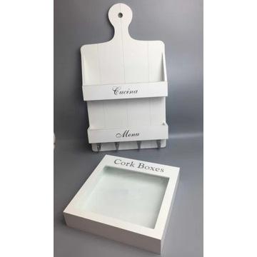 akcesoria kuchenne półka przyprawnik pudełko ikea