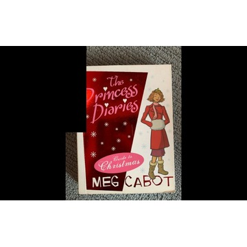 Guide to Christmas the princess Diarie - Meg Cabot