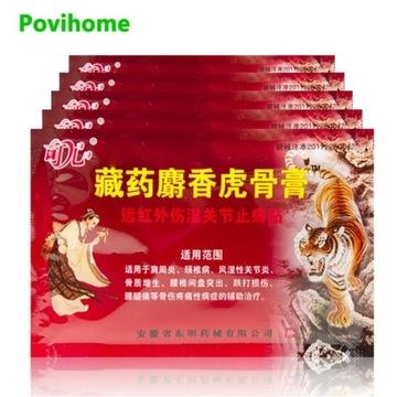 Przeciwbólowe plastry chiński tygrys Shaolin