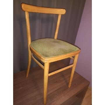 Stare krzesło PRL