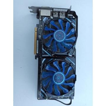 Radeon ASUS R9 290 4GB + chłodzenie Gelig uszkodz.