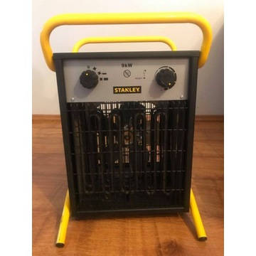 nagrzewnica +przewód STANLEY 9KW 4500/9000 W St
