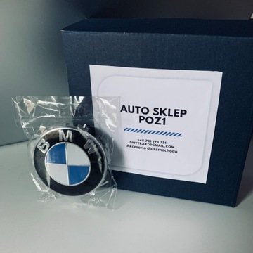 Dekle Kapselki Dekielki Emblematy BMW 68 MM
