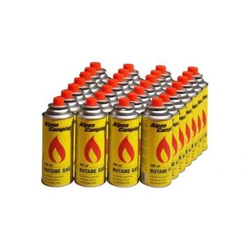 Nabój gazowy kartusz gaz 400 ml do kuchenek palnik