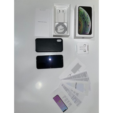 Apple IPhone Xs, Space Gray, 256GB - Stan idealny
