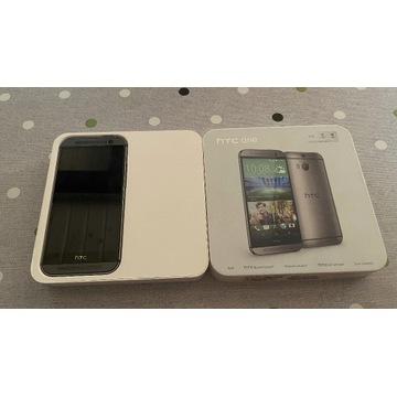 HTC One M8 - pęknięta szybka