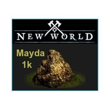 New World Gold serwer - Mayda