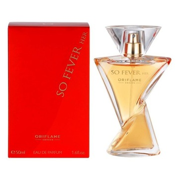 So Fever Her, Oriflame, perfum 50 ml