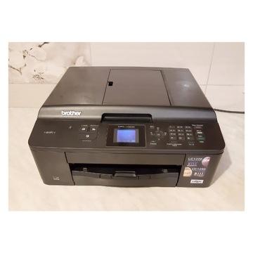Brother MFC J430W drukarka urządzenie fax WiFi