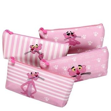 Piórnik różowa pantera