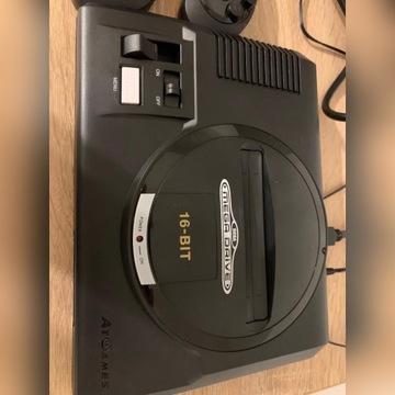Konsola Sega Mega Drive 85 gier HDMI PADY