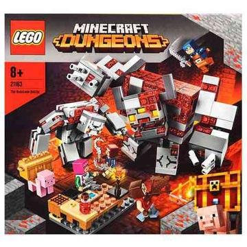 LEGO - Minecraft Bitwa o czerwony kamień