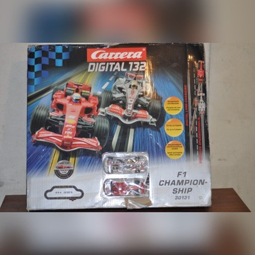 TOR CARRERA DIGITAL 132/124 F1