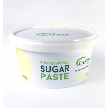 Candy Sugar pasta cukrowa  do depilacji Soft