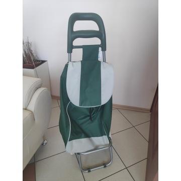 Wózek torba na zakupy