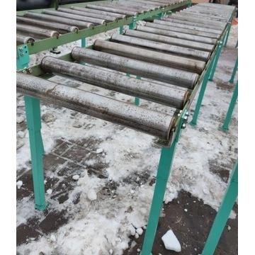 Przenośnik rolkowy na duże obciążenia rolotok konf
