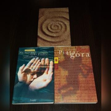 3 książki Paulo Coelho min. ALCHEMIK